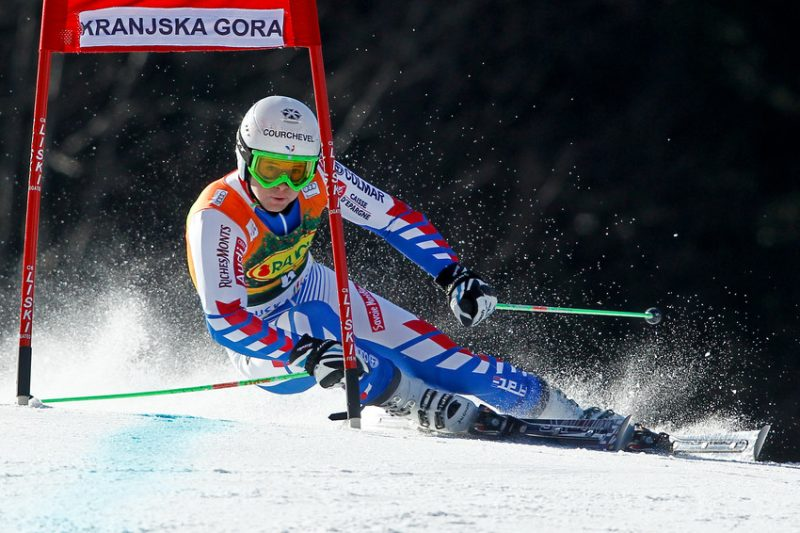 AUDI FIS ALPINE SKI WORLD CUP 2012