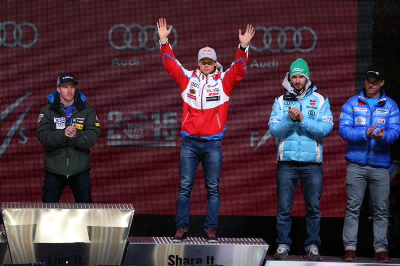LIGETY Ted,PINTURAULT Alexis,NEUREUTHER Felix,OLSSON Matts