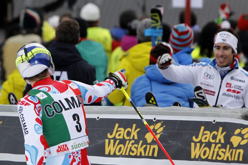 AUDI FIS ALPINE SKI WORLD CUP 2014